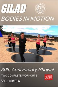 Bodies in Motion Anniversary Show Vol 4