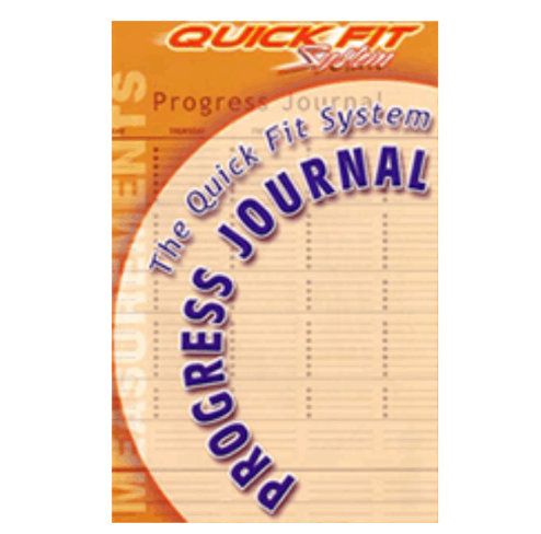 The Quick Fit System Progress Journal