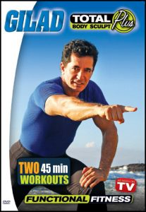 Gilad's Total Body Sculpt Plus - Peak Performance