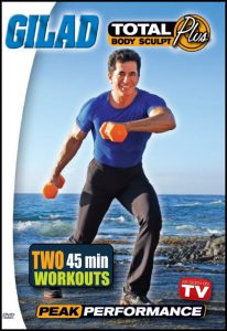 Gilad's Total Body Sculpt Peak Performance