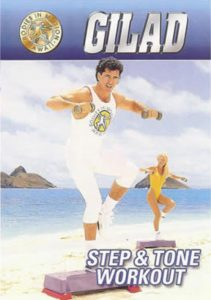 Gilad's Classic Collection - Step and Tone Workout
