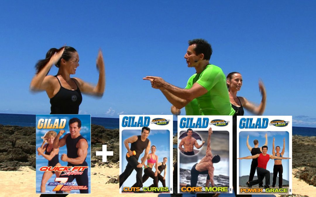 Combining Gilad's Quick Fit System with Ultimate Body Sculpt