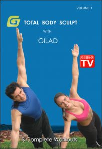 Gilad's Total Body Sculpt -Vol- 1