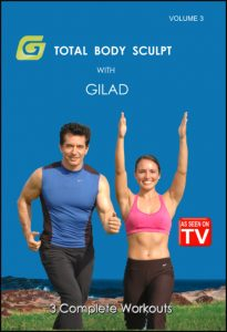 Gilad's Total Body Sculpt - Vol -3