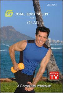 Gilad's Total Body Sculpt - Vol 5