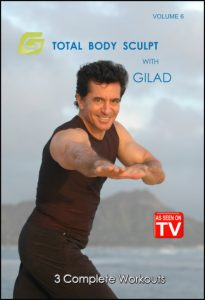Gilad's Total Body Sculpt - Vol-6