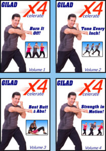 Gilad's Xcelerate-4 All 4