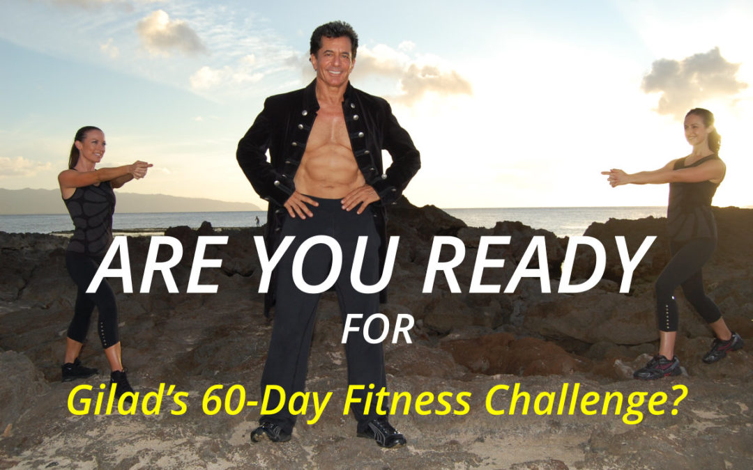 Gilad's 60 day Fitness Challenge