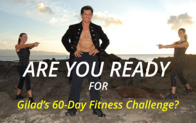 Gilad's 2019 – 60 Day Fitness Challenge