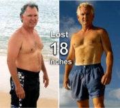 Rick Lost 40 lbs