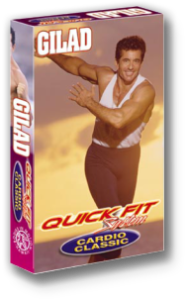 Gilad's Quick Fit System - Cardio Classic