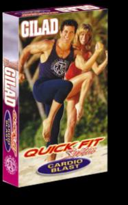 Gilad's Quick Fit System - Cardio Blast