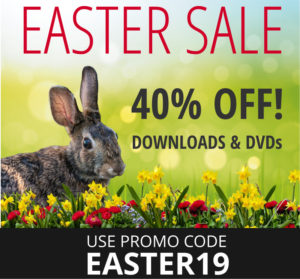 Easter Sale 40% Off-Use promo code EASTER19