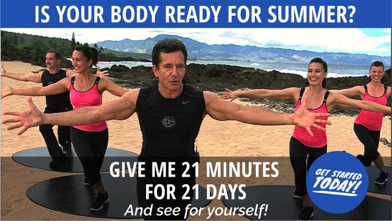 Gilad's Get Fit For Summer Workout Program