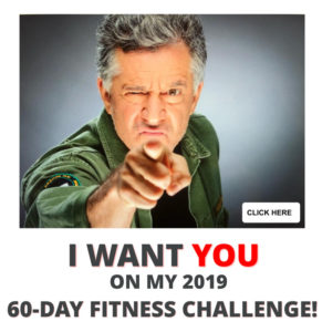 Gilad's 60-Day Fitness Challenge