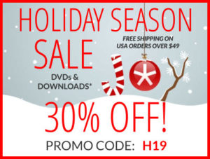 holiday season sale 30% off
