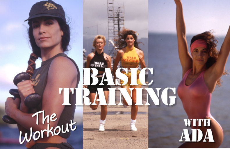 Basic Training The Workout with Ada