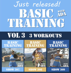 Basic Training Volume 3 just released