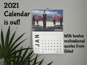2021 Bodies in Motion Calendar