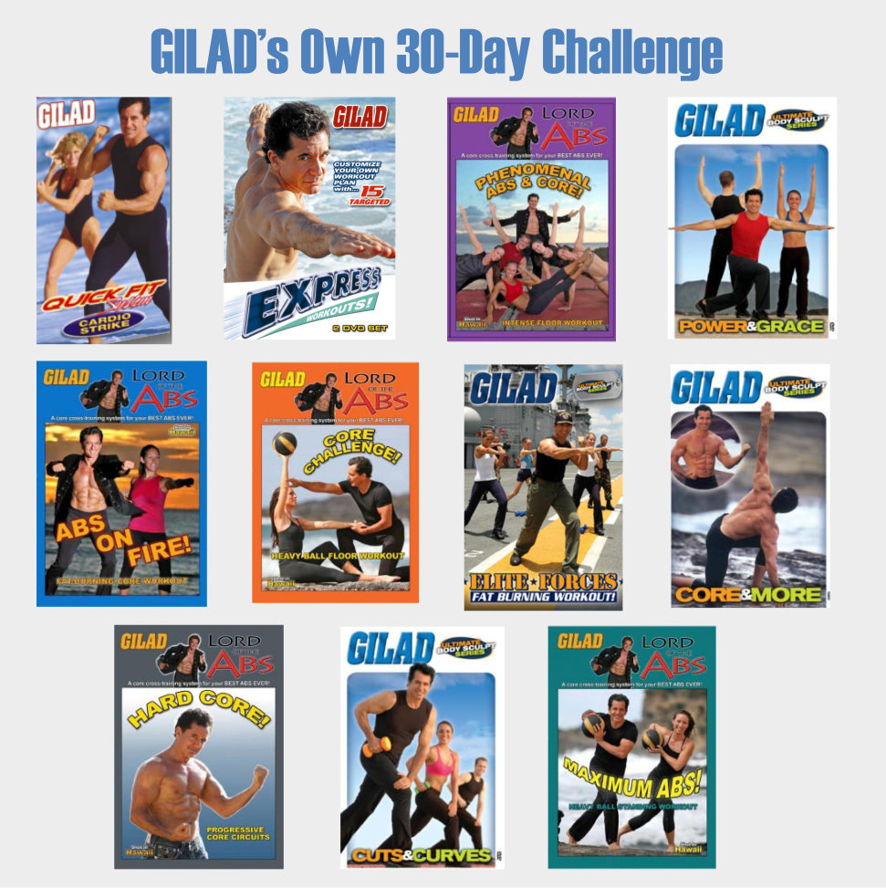 gilad's 30-day-challenge