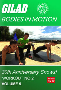 Anniversary shows workout no 10