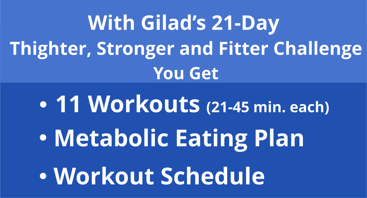 Gilad's 21 day Challenge no 12