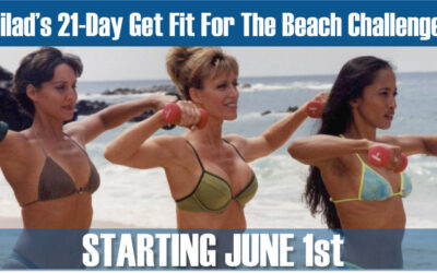 Gilad's 21-Day Get Fit For The Beach Challenge – Challenge No 13