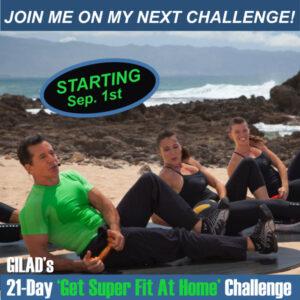 current challenge starting september 1st